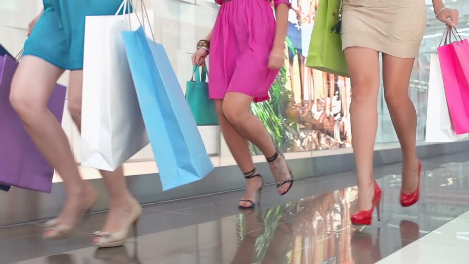 Se indossi le scarpe giuste lo shopping è più oculato