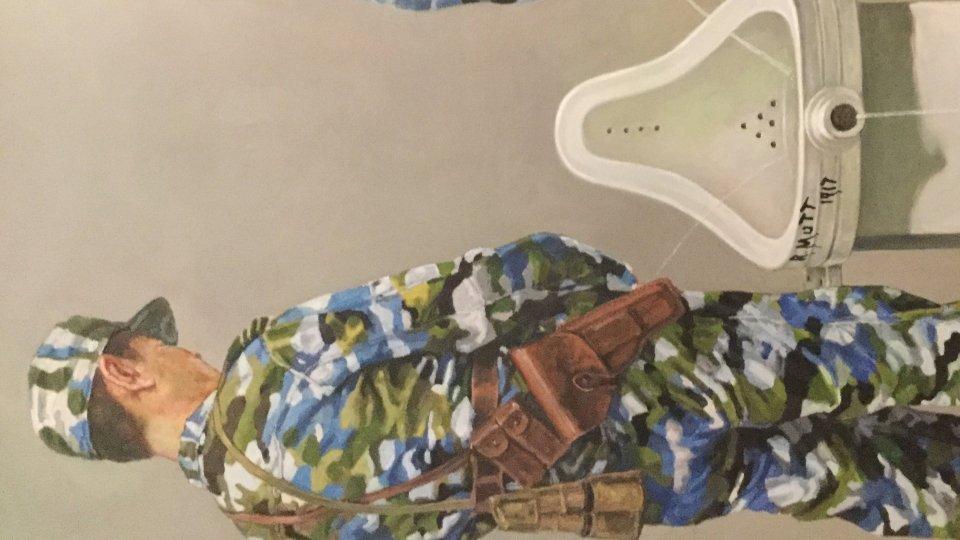 "L'opera più ""social"" della Biennale? È di Xin Junqing, artista cinese ospite di San Marino."