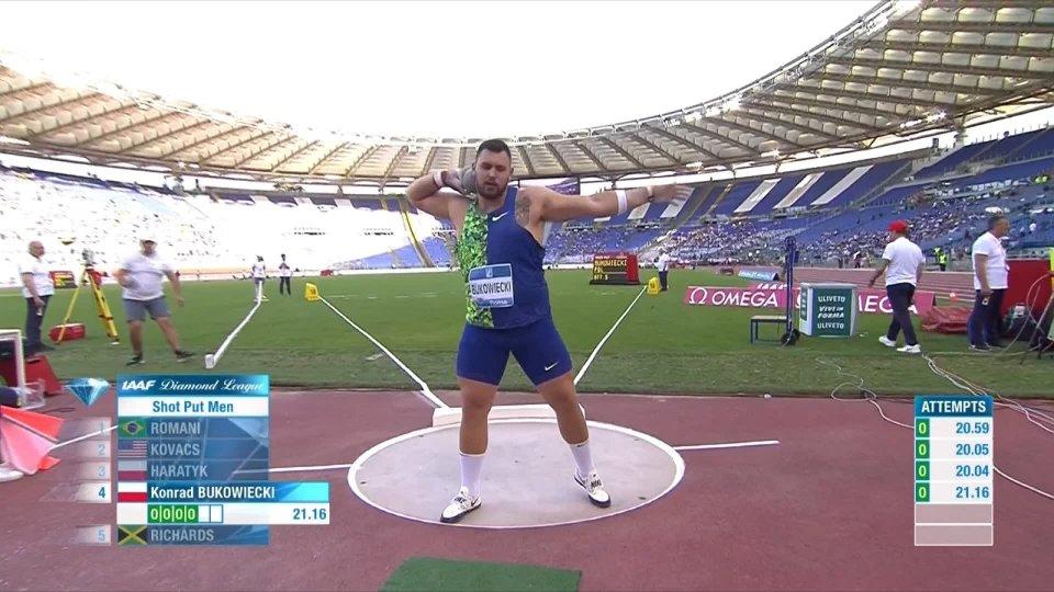 Diamond League, a Roma azzurri in ombra