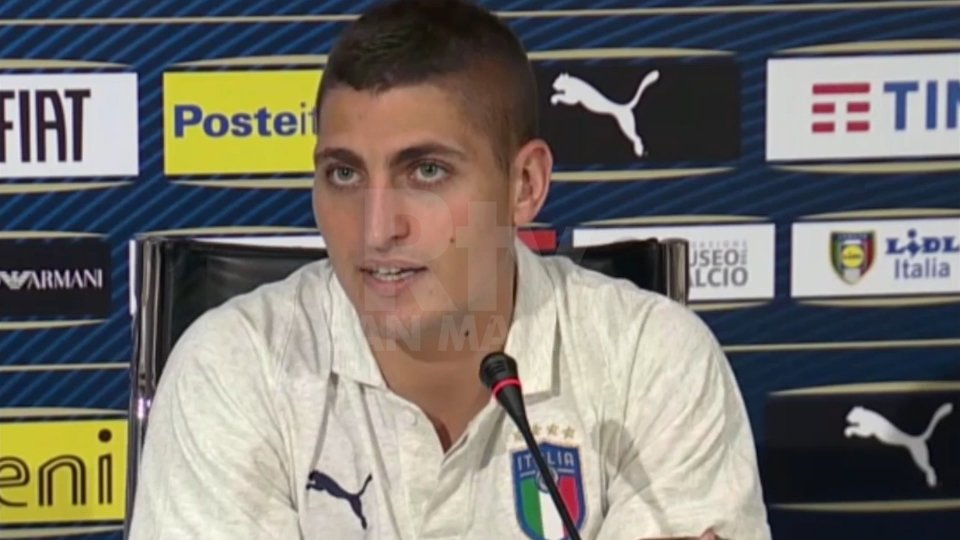 """Verratti: """"Mancini mi ha dato subito fiducia"""""""