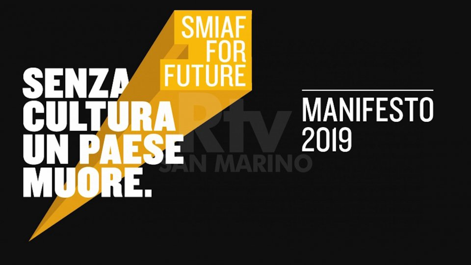 """Il manifesto di Smiaf 2019Smiaf a rischio chiusura dopo il 2019: """"Dalla Segreteria di Stato alla Cultura nessun contributo"""""""