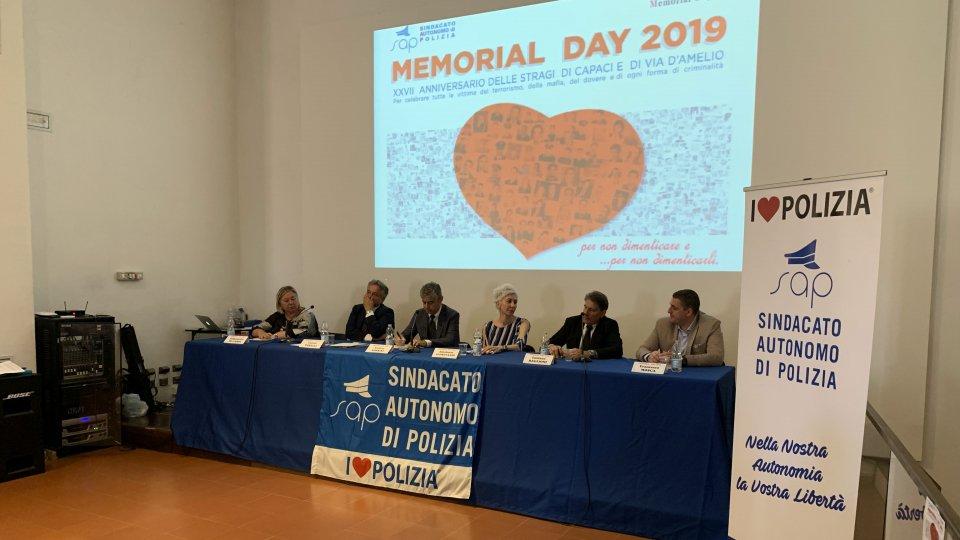 Memorial Day SAP Ad Antonio Mosca