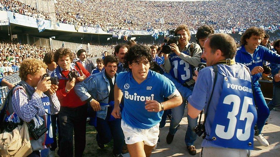 """Il biopic """"Diego Maradona"""""""