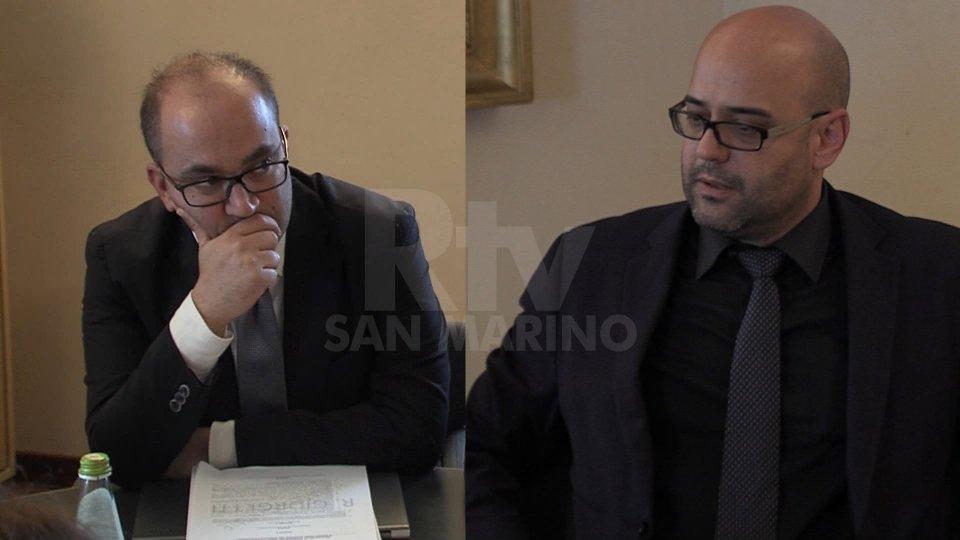 Matteo Fiorini Roberto Ciavatta