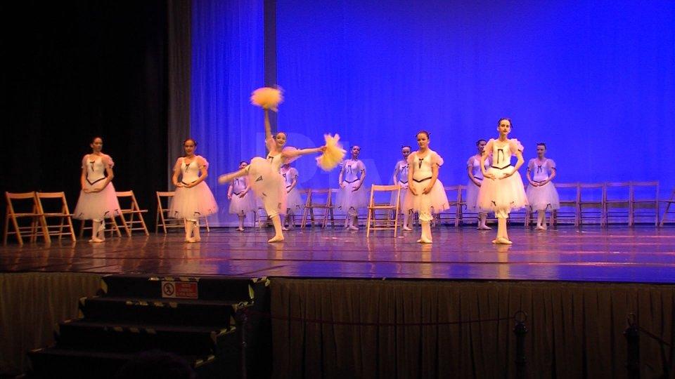 """San Marino: al Teatro Nuovo di Dogana il saggio di fine anno degli allievi della """"San Marino Academy Ballet"""""""