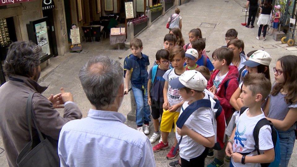 Scuole Elementari alla Chiesa di San Francesco