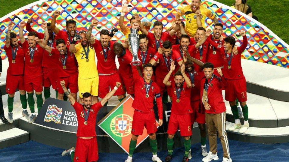 Nations League: Portogallo-Olanda 1-0, lusitani trionfano