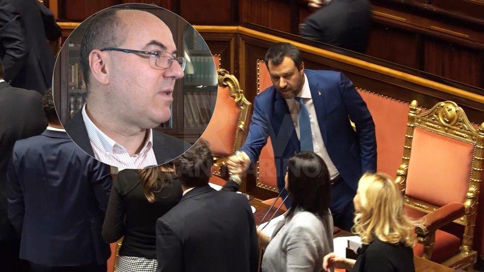 Nel tondino Giovanni Orsina, direttore della LUISS School of GovernmentLa Lega miete successi ma Salvini non sembra voler rompere l'alleanza di governo