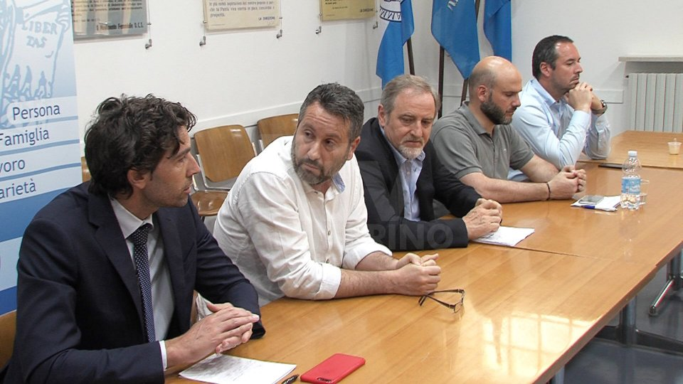 Conferenza stampa PdcsNel video l'intervista a Gian Carlo Venturini