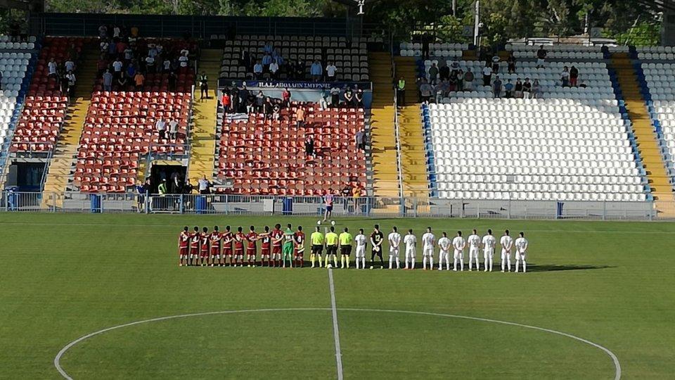 Under 21: Grecia - San Marino 5-0 FINALE