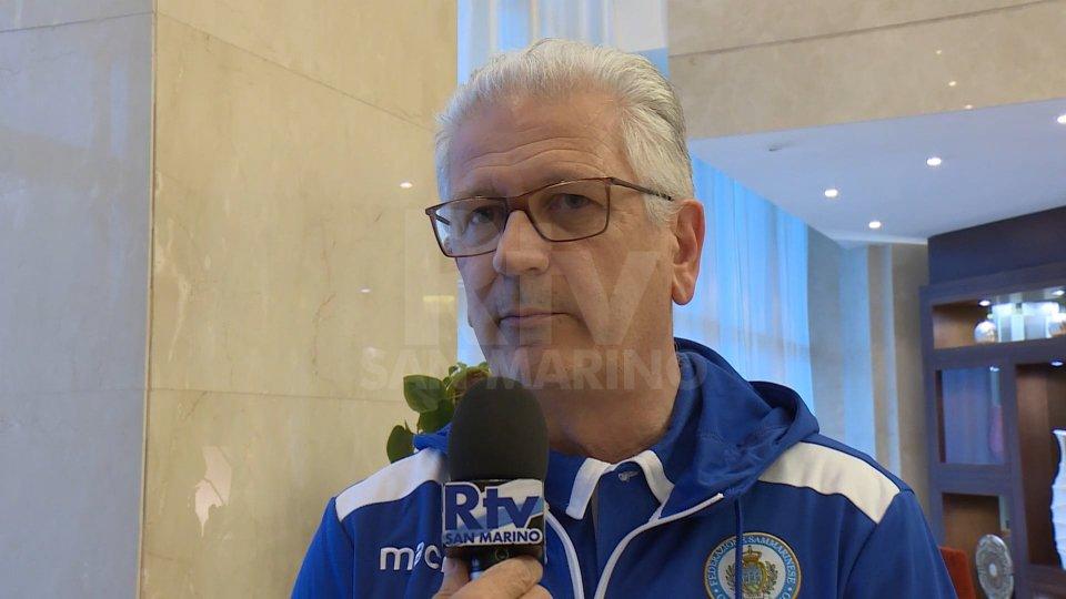 """Luigi ZafferaniZafferani: """"Confermato il format del Campionato Sammarinese"""""""