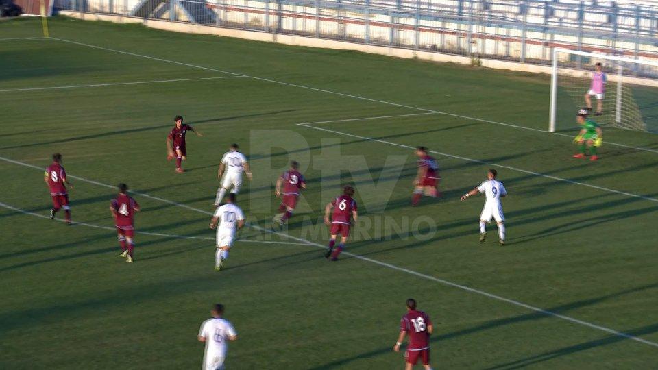 U21, cinquina della Grecia su San Marino