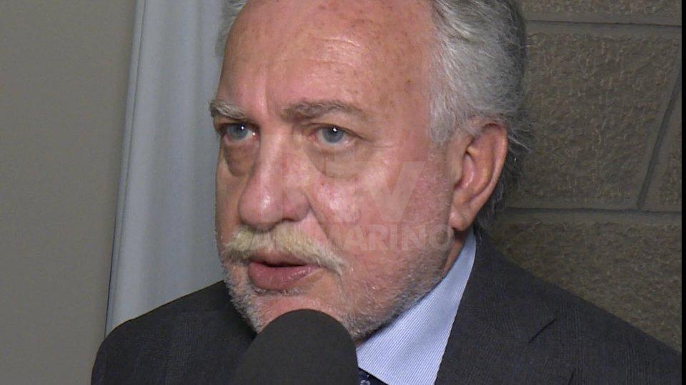 Corrado Petrocelli, Magnifico Rettore UniRSMINTERVISTA ESCLUSIVA con Corrado Petrocelli Magnifico Rettore UniRSM