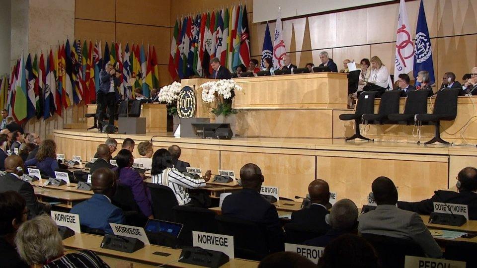 Centenario dell'Organizzazione Internazionale del Lavoro