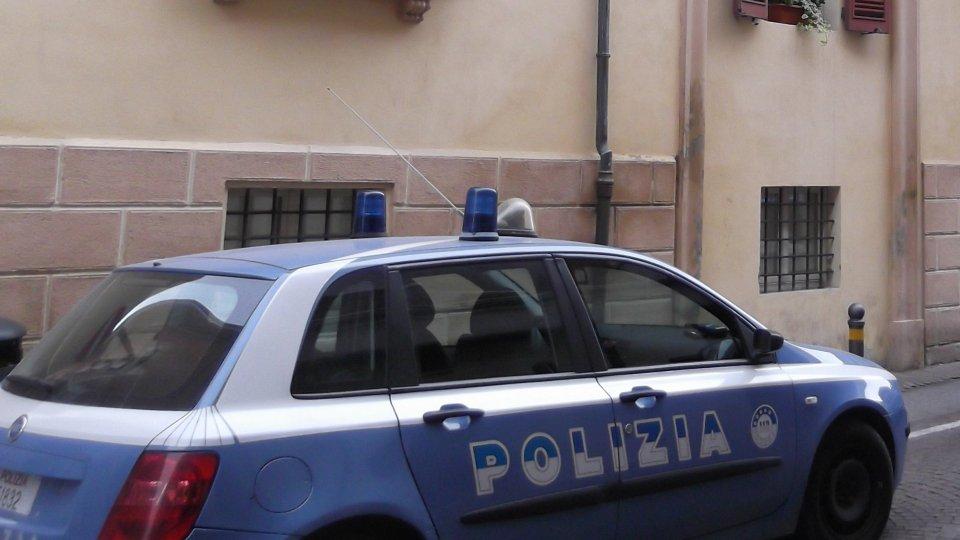 Polizia Rimini, foto repertorio