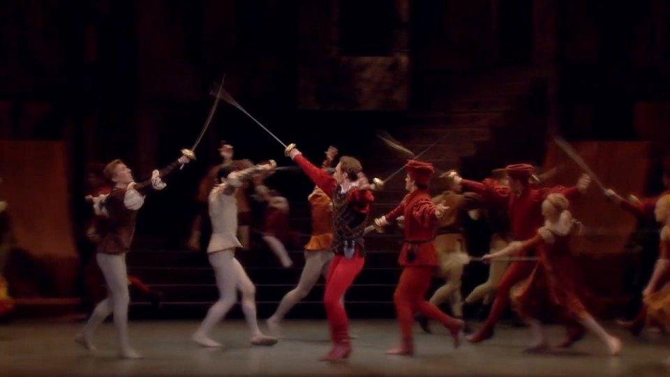 Il balletto alla Royal Opera House