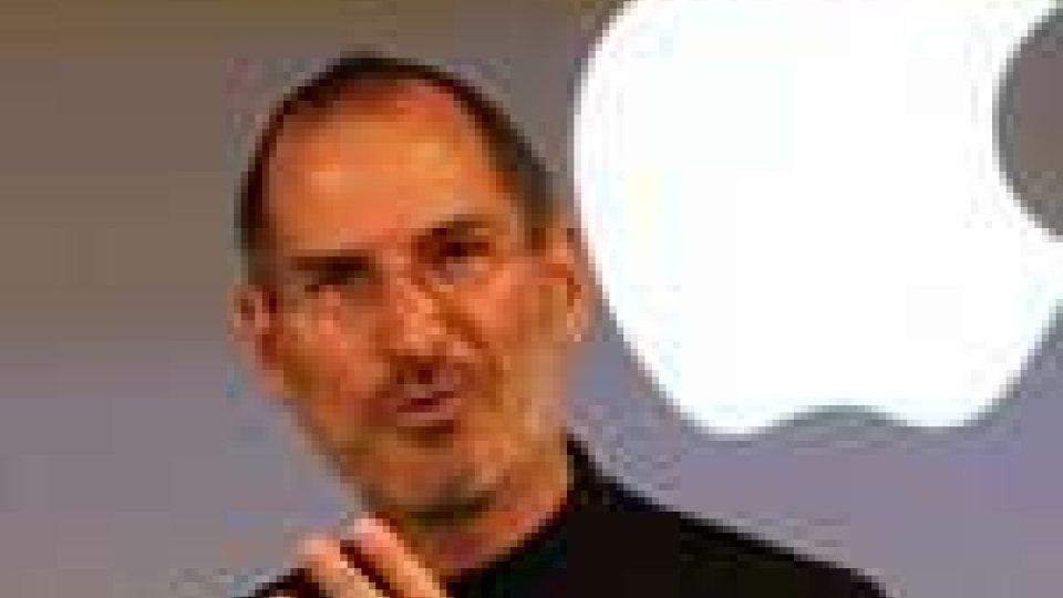 Steve Jobs non sarà più l'amministratore di Apple