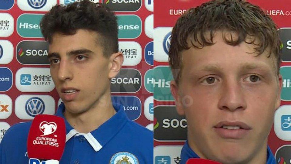 """San Marino - Kazalistan. Le interviste ai giocatori: """"Il primo gol ci ha tagliato le gambe"""""""