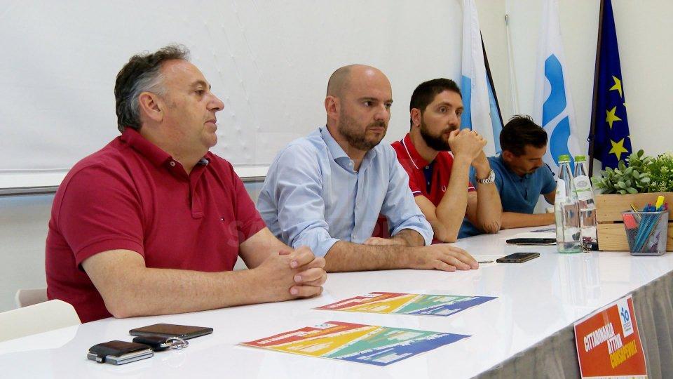 Conferenza Civico 10Nel servizio l'intervista a Luca Boschi, coordinatore Civico10