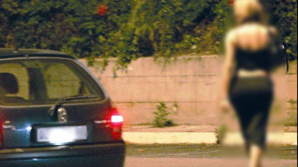 Rimini: 50enne sammarinese pizzicato con una prostituta, per lui scatta la seconda sanzione