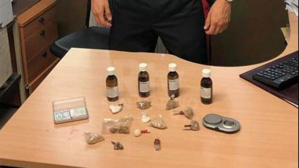 Spaccio: arresto 68enne in possesso di cocaina e eroina