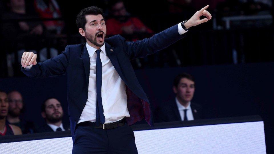 Federico Perego è il nuovo allenatore della Vuelle
