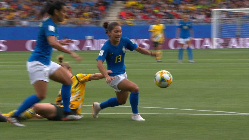 Mondiali donne, l'Australia rimonta il Brasile. Cina ok sul Sudafrica