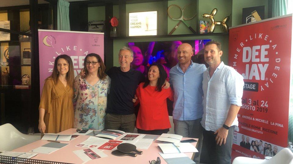 PLAY DEEJAY San Marino 2019, il primo villaggio sportivo a ritmo di musica