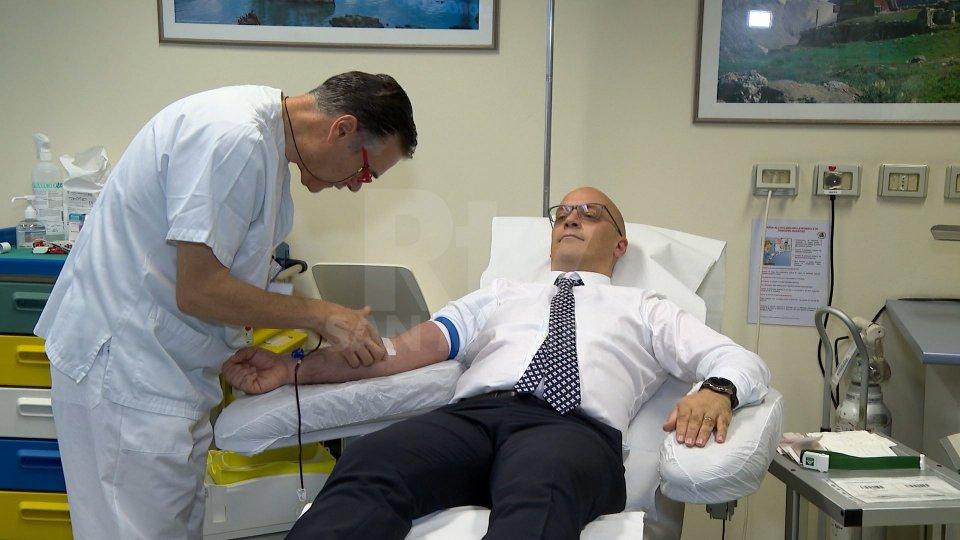 Giornata Mondiale del donatore di sangue: fabbisogno interno garantito ma cresce l'età media