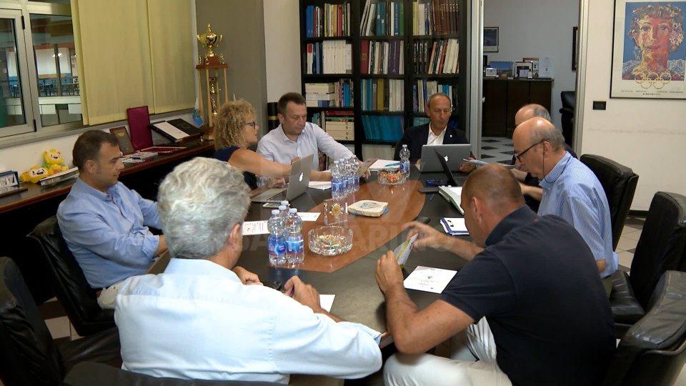 Cons: l'Esecutivo rivedrà il rapporto con il San Marino Calcio