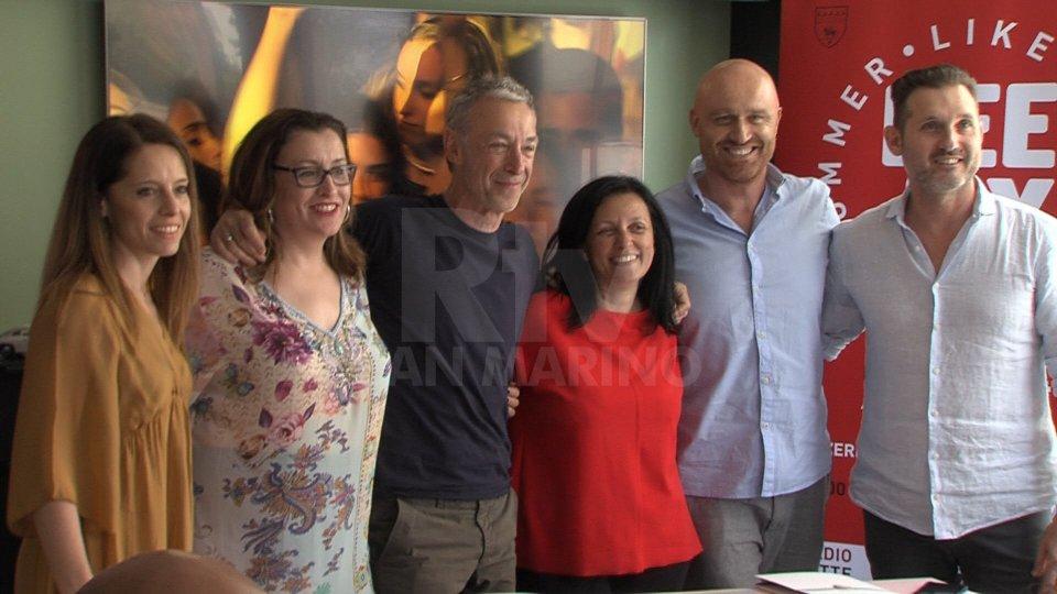 Nel servizio le interviste a Rudy Zerbi, il direttore dell'Ufficio del Turismo Nicoletta Corbelli e il Sindaco di Riccione Renata Tosi