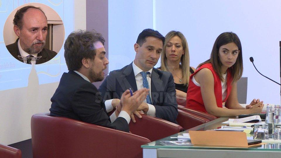 Nel servizio, l'intervista a Francesco Mancini, vice-direttore di Banca Centrale