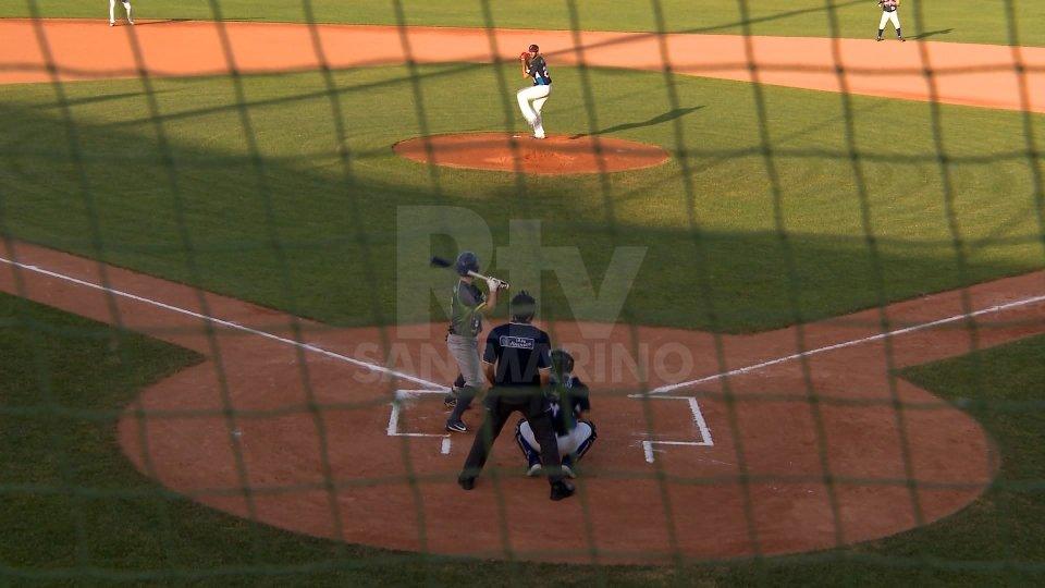 San Marino BaseballBaseball, San Marino dà spettacolo e batte Bologna