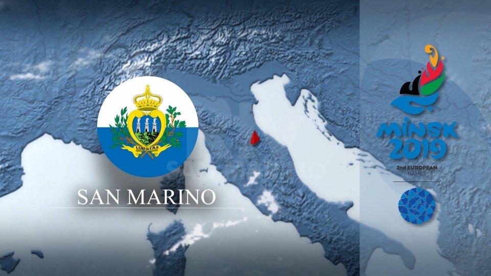 San Marino ai Giochi Europei