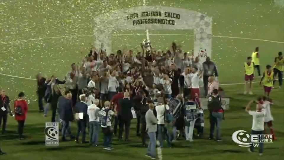 Trapani in B, Piacenza ko 2-0
