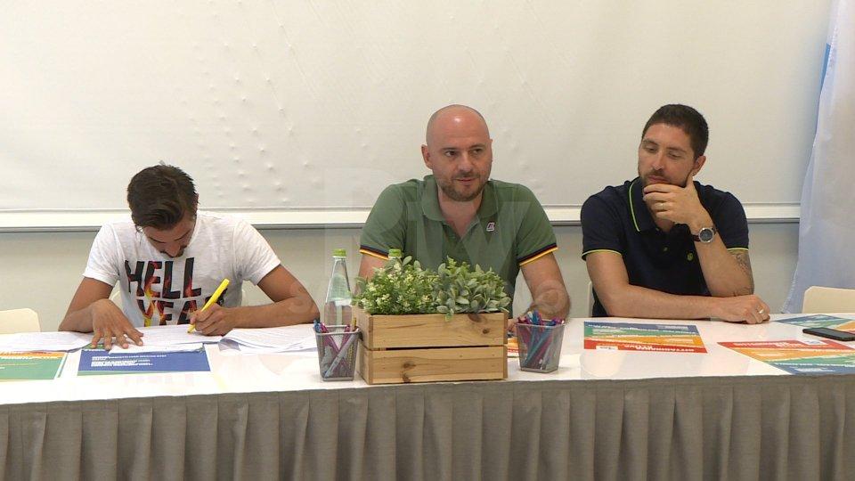 Conferenza Civico 10Nel video l'intervista al capogruppo di Civico 10, Matteo Ciacci