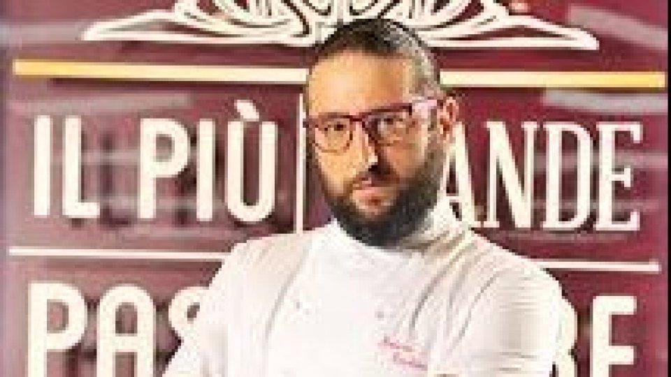Igles Corelli, Gino Fabbri e Roberto Rinaldini ai fornelli della cucina di San Patrignano per la seconda Charity Dinner del 2019