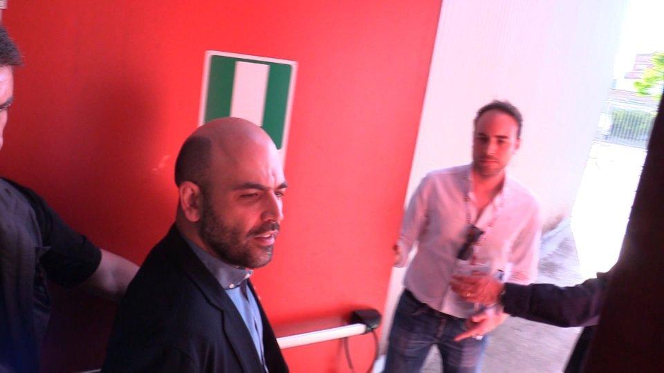 Roberto Saviano ospite del Web Marketing Festival a Rimini