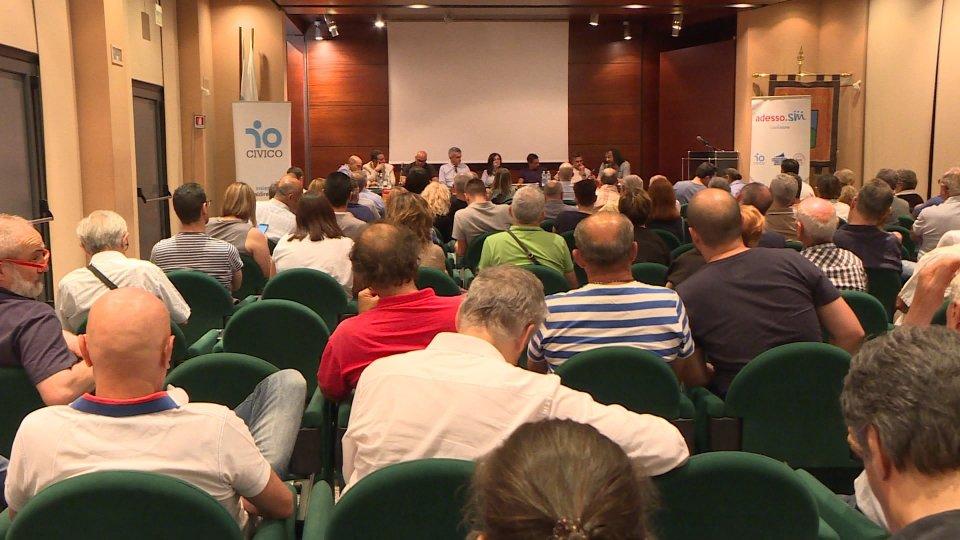 L'incontro organizzato da Civico 10
