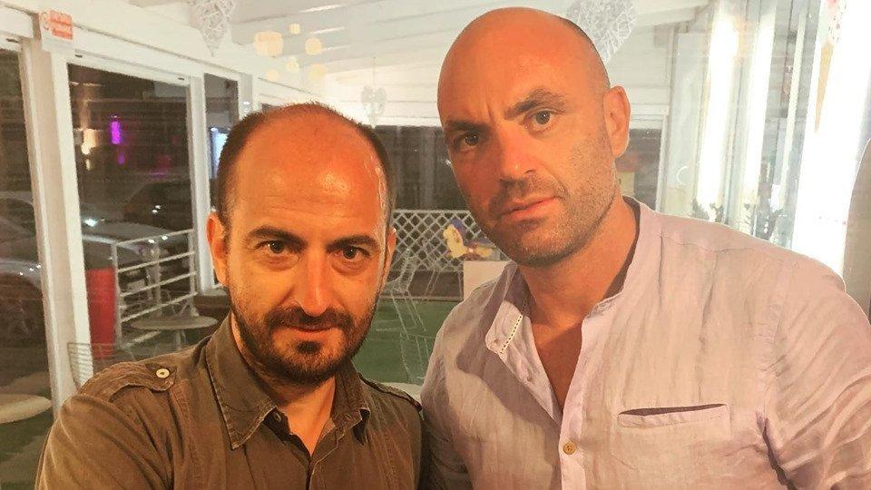 Matteo Mazza e Omar Lepri