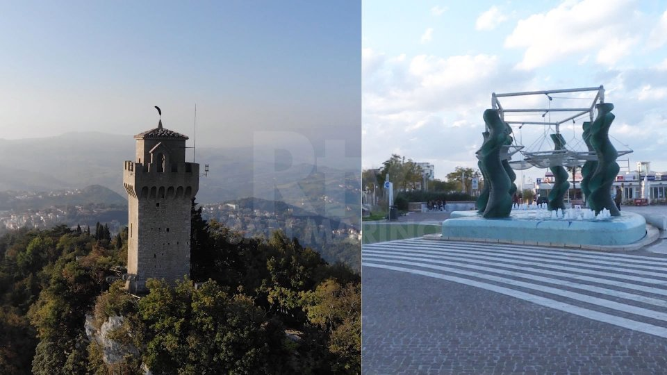 San Marino e Riccione