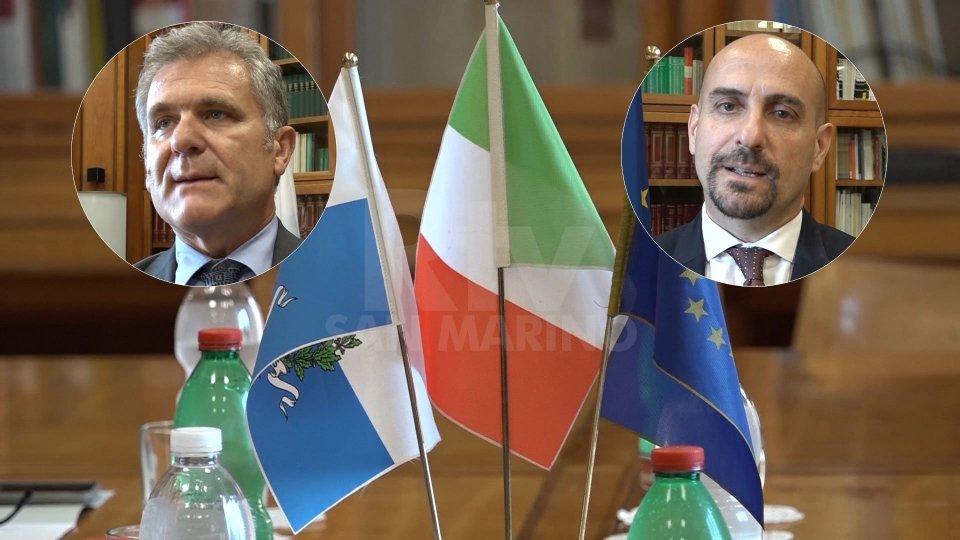 Nel video le interviste a Armando Bartolazzi, Sottosegretario alla Salute, e a Franco Santi, Segretario di Stato alla Sanità
