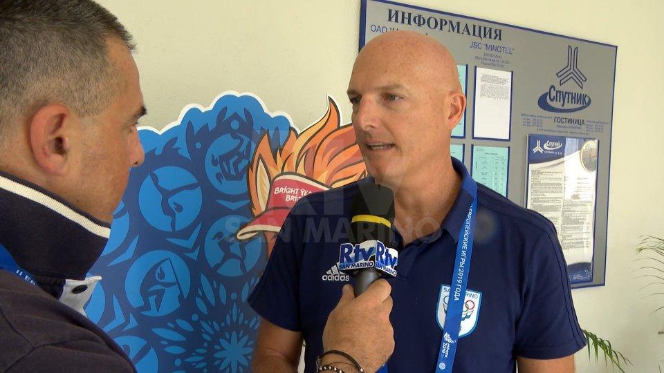 Nel video l'intervista Federico Valentini, Capo Missione Minsk 2019, che regala prime sensazioni positive di questa spedizione