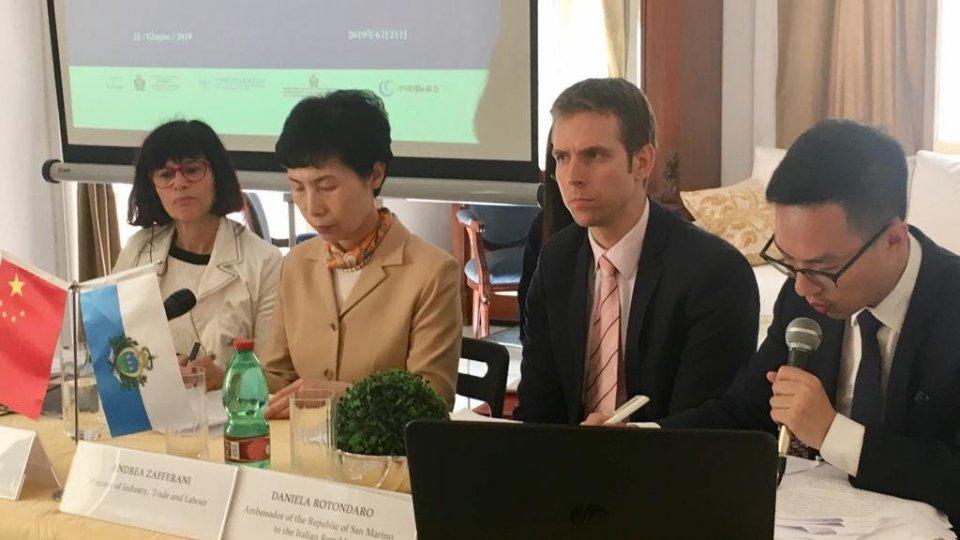 Siglato accordo tra l'Agenzia per lo Sviluppo Economico – Camera di Commercio e il China Council for the Promotion of International Trade