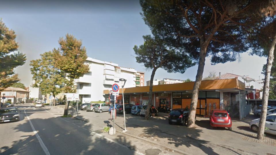 Via della Fiera. Foto @googlemaps