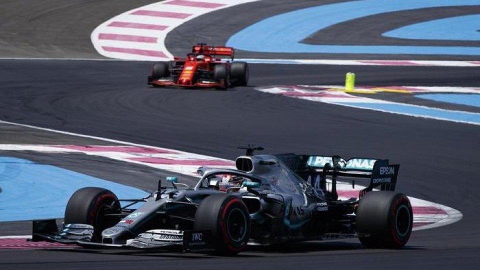 Lewis Hamilton, foto ansa