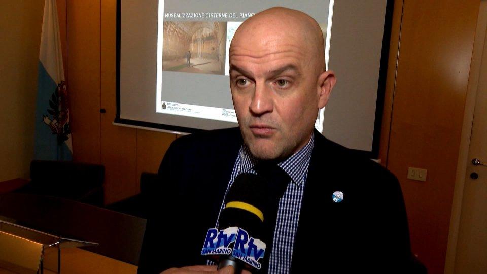"""Marco Podeschi: """"La mancata modifica della norma sulle targhe estere è un freno nei rapporti tra San Marino e l'Italia"""""""