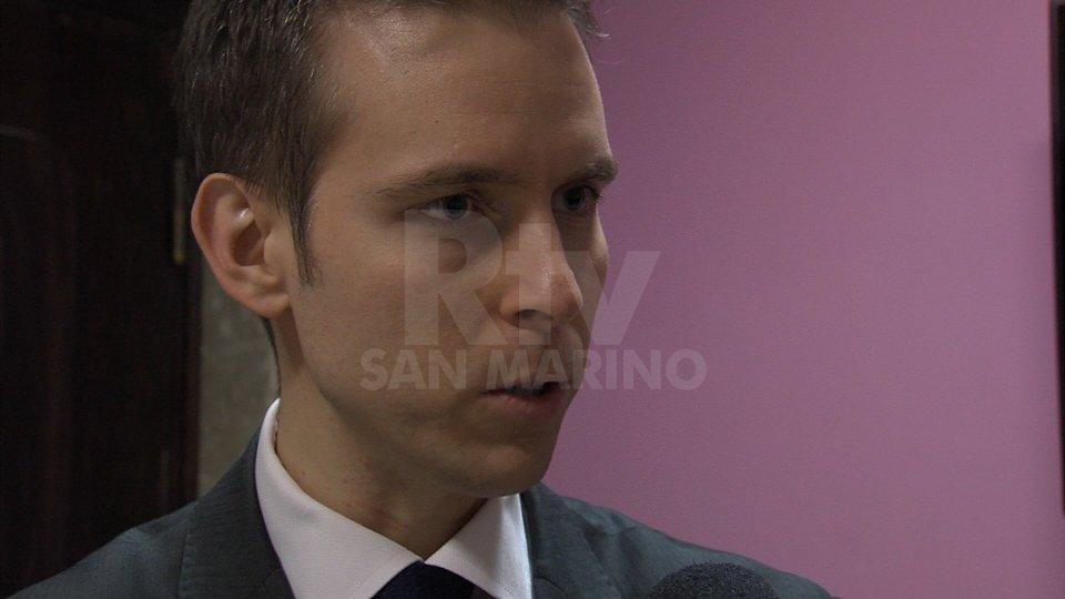 Il Segretario Andrea Zafferani
