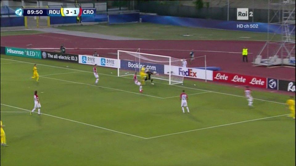 "Croazia-inghilterra chiude l'Europeo U21 ""sammarinese"""