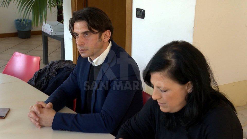 """Cecchetti - Margiotta: """"Dov'è il Segretario agli Esteri?"""""""